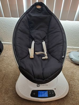 4moms mamaroo baby infant swing 4.0 for Sale in Tustin, CA