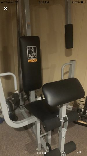 Home gym system for Sale in Sterling Heights, MI