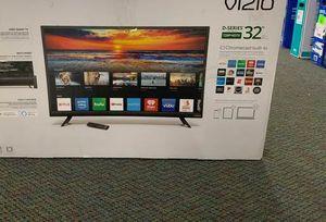 """New Vizio 32"""" inch D-Series TV! W/ Warranty open box ZX for Sale in Dallas, TX"""