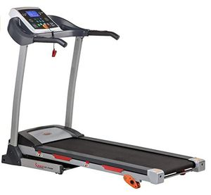 Sunny Health and Fitness Treadmill SF - T4400. (FIRM) for Sale in Laveen Village, AZ