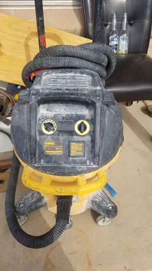 Dewalt vacuum for Sale in Tucson, AZ