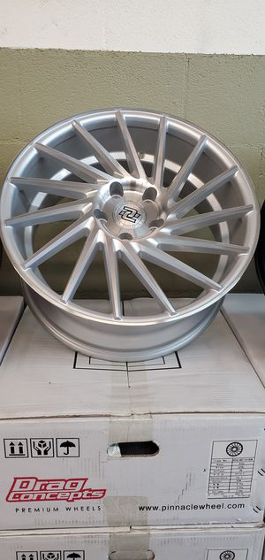 "Easy financing AVAILABLE 18"" inch WHEELS RIMS and tires for Sale in Los Angeles, CA"
