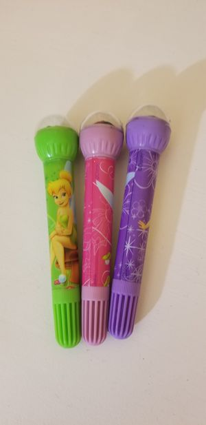 Tinkerbell Markers FREE for Sale in Hemet, CA