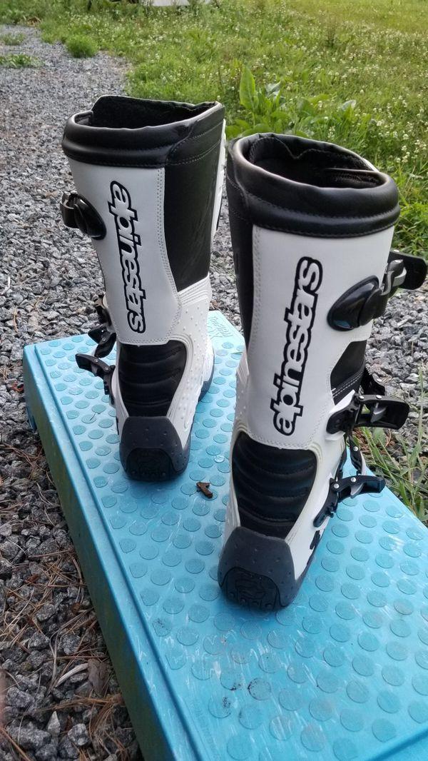 Alpine Stars MX Boots