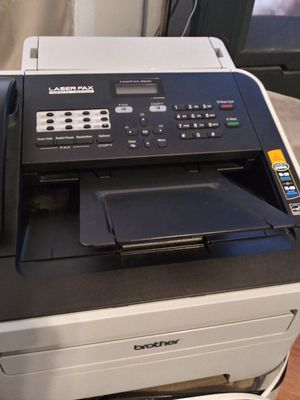 Brother Laser Fax Intell Ax 2840 for Sale in Denver, CO