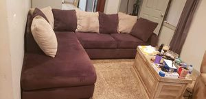 Ashley furniture, sectional an swivel chair for Sale in Williamsport, PA