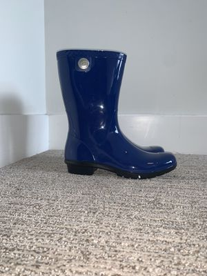 Ugg Australia Blue Rainboots Size 7 for Sale in Kansas City, MO