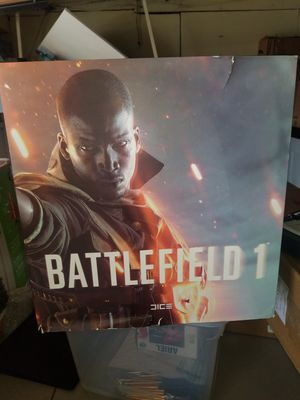 Battlefield 1 Collectable Statue for Sale in Hayward, CA
