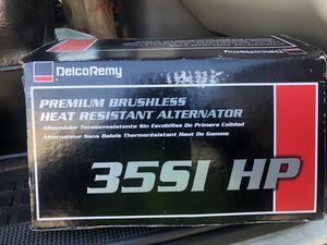Delco Remy 35SI HP Alternator for Sale in Shrewsbury, MA