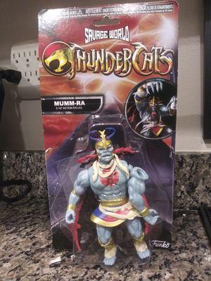 Mumm-ra: Thundercats figure Savage World for Sale in Germantown, MD