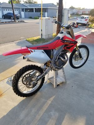 2004 Honda CRF450R for Sale in Westminster, CA