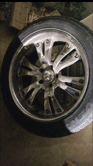 20 inch rims for Sale in Riverside, CA