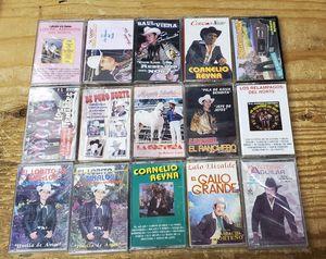 Cassettes en español for Sale in Pico Rivera, CA