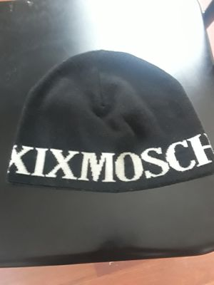Moschino Beanie Hat Black White for Sale in Greenville, SC