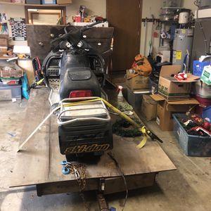 Ski Doo Snowmobile for Sale in Tacoma, WA