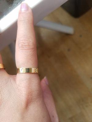Saudi gold ring for Sale in Fremont, CA