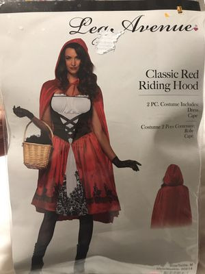 Riding Hood, Halloween costume for Sale in St. Louis, MO