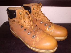 Men's Lugz work hiking boots sz 12 for Sale in Arlington, TX