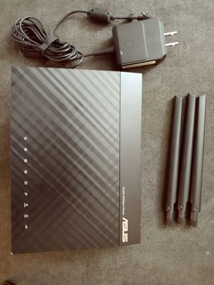 Asus RT-N66R Router for Sale in San Dimas, CA