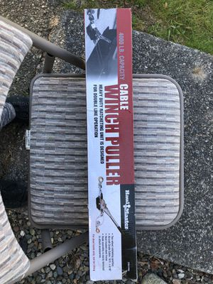Cable winch puller for Sale in SeaTac, WA