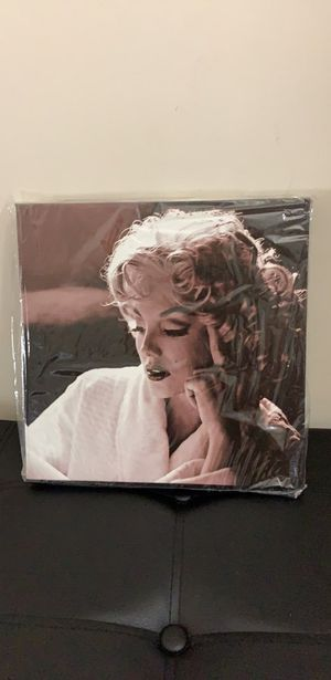 Marilyn Monroe wall decor for Sale in Washington, DC