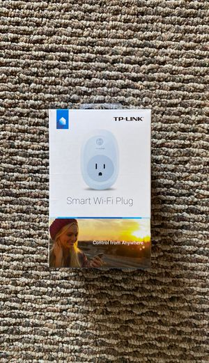 Tp-Link Smart Wi-Fi Plug for Sale in University, VA
