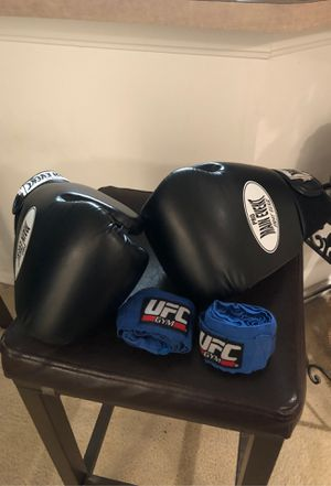 PRO FIGHT GEAR BOXING GLOVES for Sale in NO POTOMAC, MD