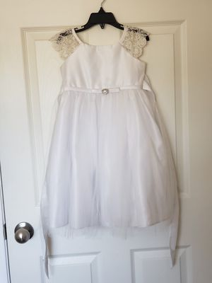 Ivory toddler dress for Sale in Manteca, CA