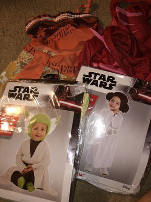 Halloween Costumes for Sale in Tacoma, WA