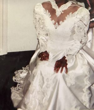 Size 12 wedding dress for Sale in Nashville, TN