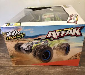 Maisto Hobby Elite Off Road Attack. Like new condition for Sale in Pine Lake, GA