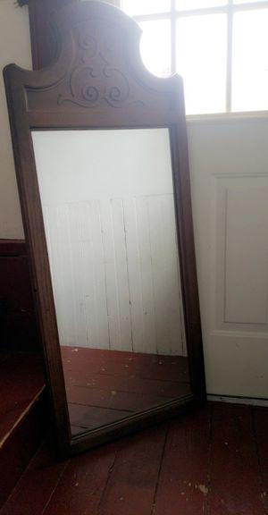 Anteek vertical wooden nearer for Sale in Beachwood, NJ