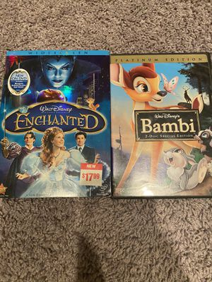 Disney movies dvd for Sale in FL, US