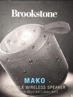 Brookestone Bluetooth Wireless Waterproof Speaker for Sale in Centereach,  NY