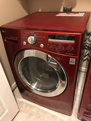 LG front load washer (error code PE need repair) FREE pick up at Williamsburg It displays the error PE need to repair. Pick up only Condition: for Sale in Williamsburg, VA