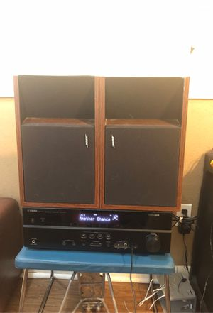 Yamaha AV Receiver / Speakers on Hold for Sale in Georgetown, TX