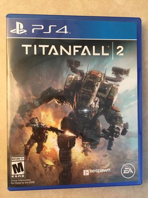 Titanfall 2 PS4 Game for Sale in Marina, CA