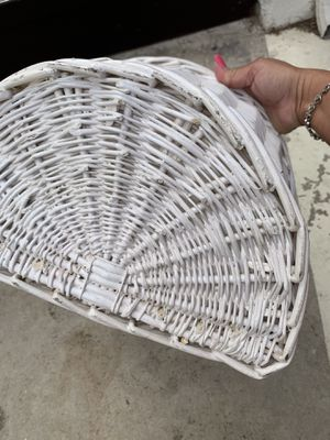 Bike wood basket for Sale in Long Beach, CA