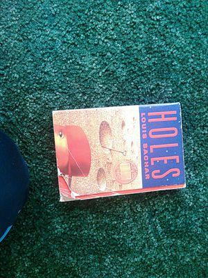 Holes,book for Sale in Hoquiam, WA