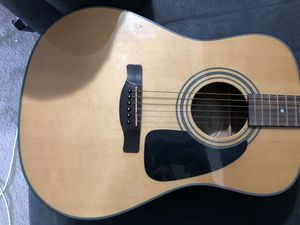 Fender acoustic guitar for Sale in Tacoma, WA