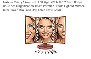 Make up Vanity Mirror for Sale in Maple Valley, WA