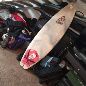 Almeric Surfboard In Good Condition 6 Ft for Sale in Tustin, CA