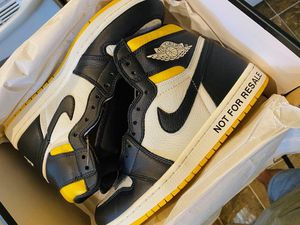 Jordan 1 Retro Not for Resell for Sale in Federal Way, WA