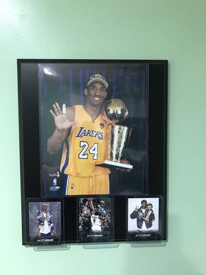 Kobe Plaque for Sale in South Gate, CA