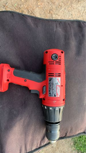 Milwaukee heavy duty drill hammer cordless for Sale in San Bernardino, CA