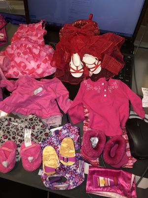 American girl doll clothes for Sale in Kissimmee, FL