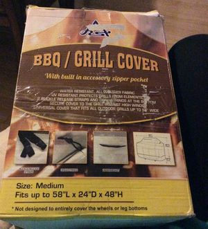 Bbq grill in beige / tan for Sale in Los Angeles, CA