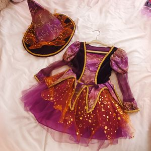 Toddler witch costume for Sale in Spring, TX