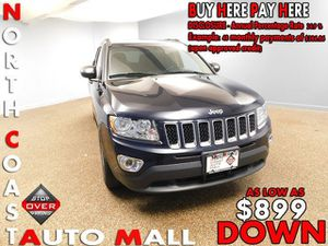 2011 Jeep Compass for Sale in Bedford, OH