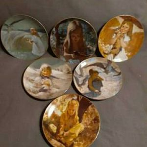 Precious Moments Collectible Plate Set for Sale in Arlington, TX